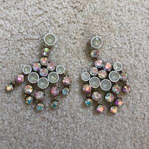 J. Crew dangle earrings
